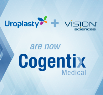 Uroplasy and Vision Sciences is now Cogentix Medical